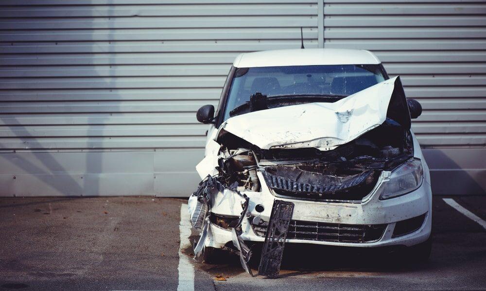 Parking lot collision insurance