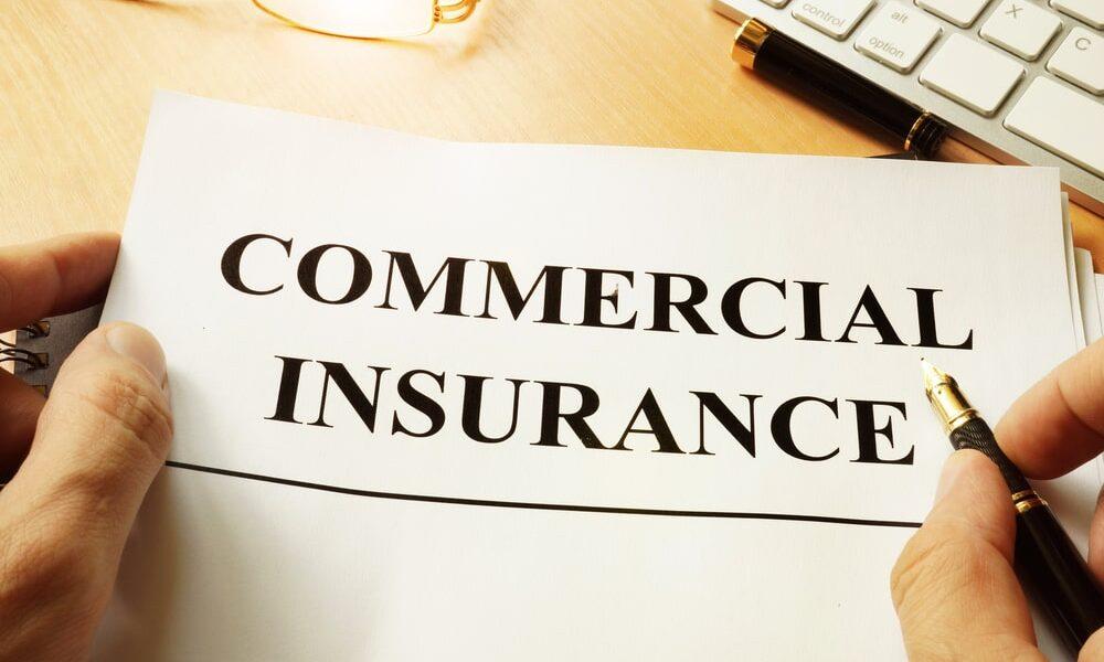 Commercial insurance provider
